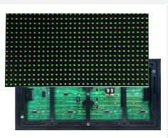 DIP Outdoor Green Monochrome Module